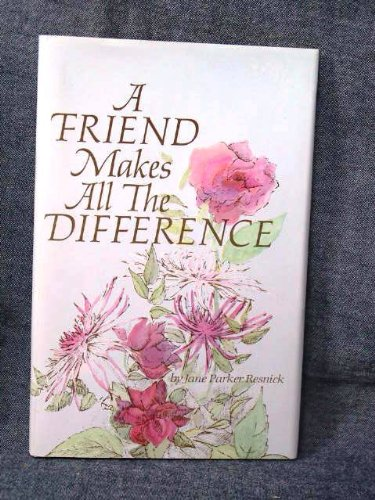 9780837820378: A Friend Makes All the Difference