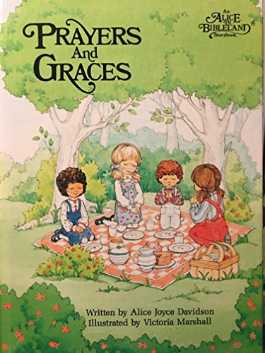 9780837850788: Prayers and Graces (Alice in Bibleland Storybook)