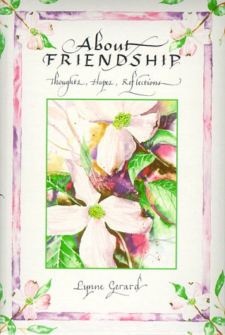 9780837871776: About Friendship: Thoughts, Hopes, Reflections
