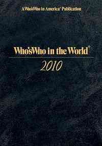 9780837911434: Who's Who in the World