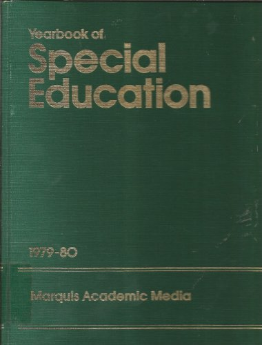 Yearbook of Special Education 1979-80