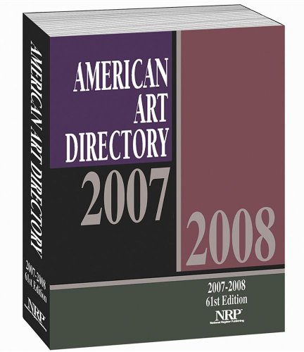 9780837963068: Who's Who in American Art 2007-2008