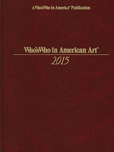 9780837963143: Who's Who in American Art 2015