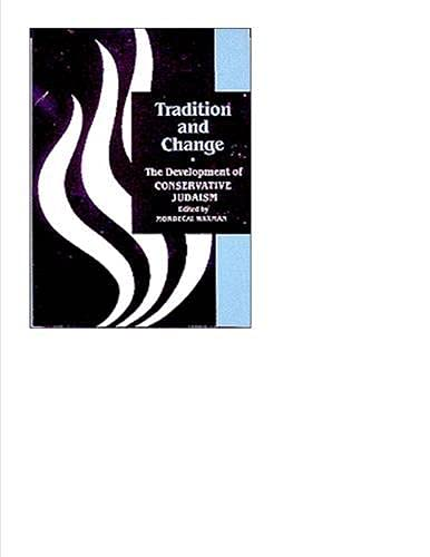 Tradition and Change (Paperback)