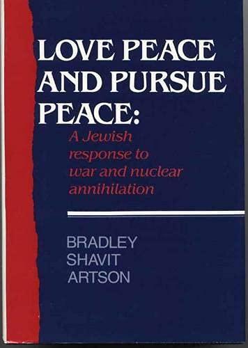 9780838131206: Love Peace and Pursue Peace