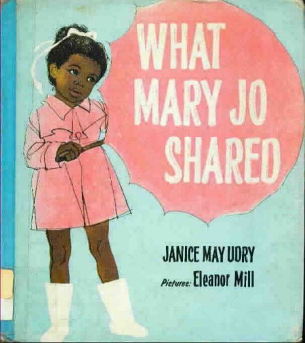 9780838210413: What Mary Jo Shared