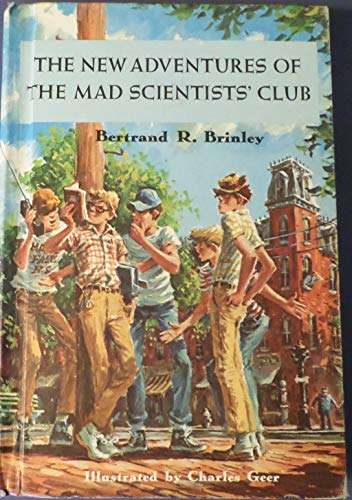 9780838210642: The new adventures of the Mad Scientists' Club
