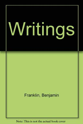 Writings of Benjamin Franklin (ten volume set).: FRANKLIN, Benjamin.