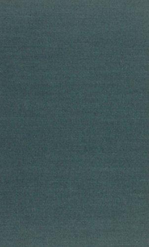 Literary History of America: Wendell, Barrett