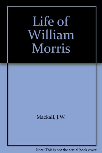 9780838310700: Life of William Morris