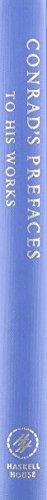 Conrad's Prefaces to His Works: Joseph Conrad; Edward