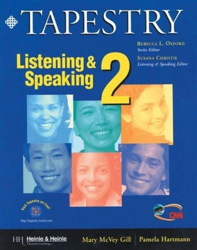 9780838400166: Tapestry Listening & Speaking 2