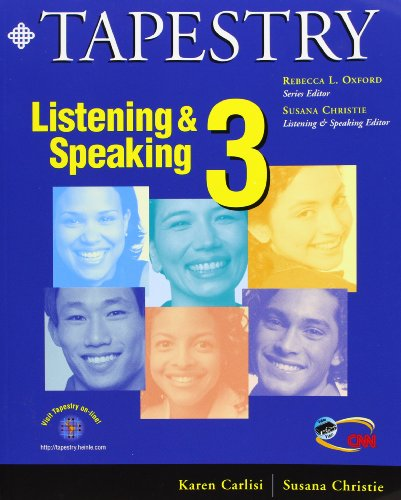 9780838400173: Tapestry Listening & Speaking 3 (Student Book & Audiocassette Package)