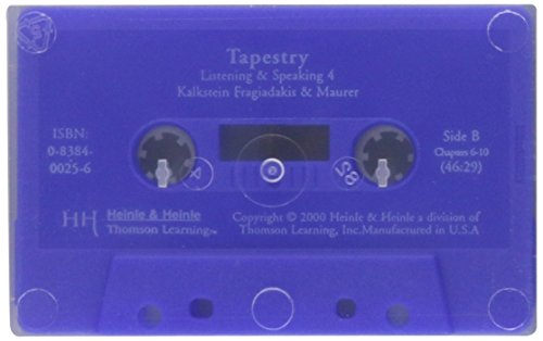 9780838400258: Tapestry Listening & Speaking 4