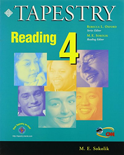 9780838400609: Tapestry Reading 4