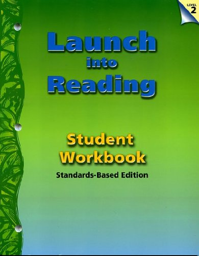 Launch into Reading: Student Workbook Level 2 (0838401244) by Lee