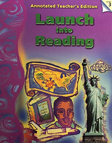 9780838401538: Launch into Reading: Teacher's Edition Level 3