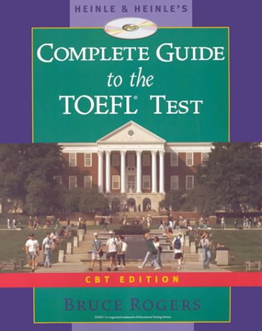Complet guide to toefl test.(+cd+diskette): Rogers, Bruce