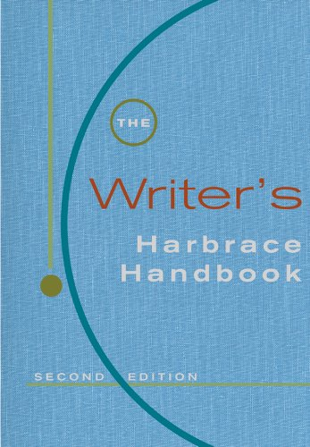 The Writer's Harbrace Handbook (with InfoTrac) (0838403387) by Cheryl Glenn; Robert Keith Miller; Suzanne Strobeck Webb; Loretta Gray