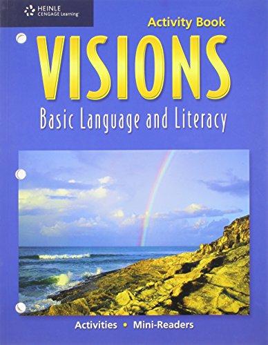 9780838403853: Visions Basic: Activity Book