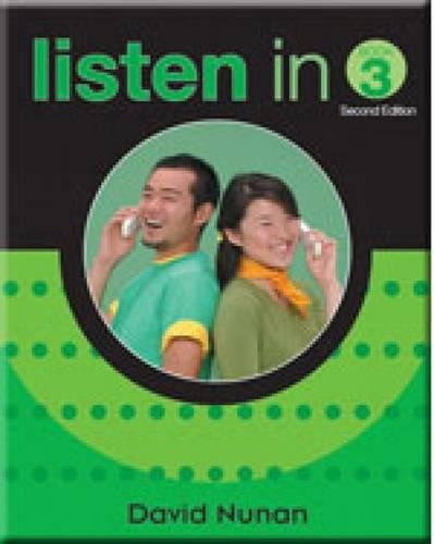 9780838404676: Listen In Student Book 3 with Audio CD
