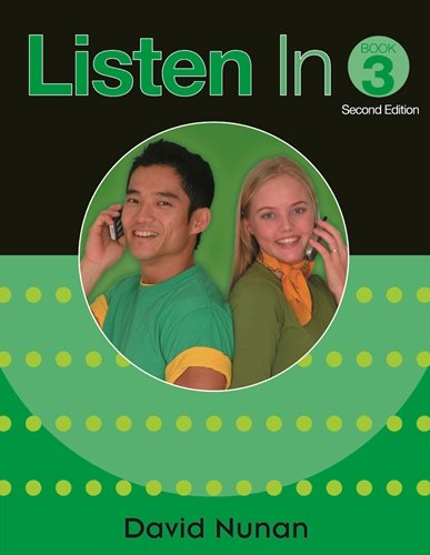 9780838404751: Listen In, Book 3, Classroom Audio Tapes