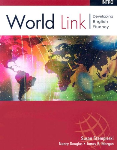 9780838406618: World Link Intro: Developing English Fluency