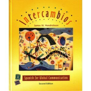 9780838406946: Intercambios: Spanish for Global Communication