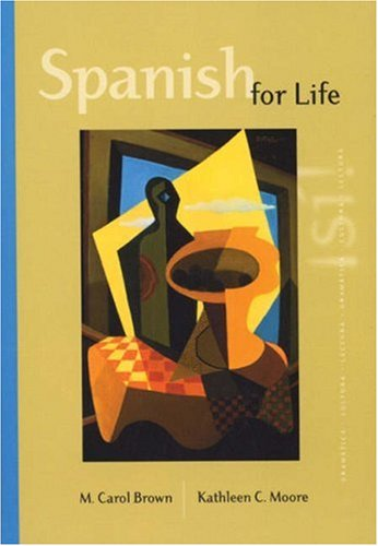 9780838407028: Spanish for Life (with Atajo 3.0 CD-ROM: Writing Assistant for Spanish)