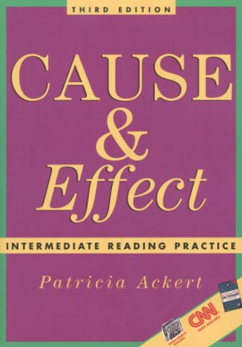 9780838408742: Cause & Effect: Intermediate Reading Practice, Third Edition