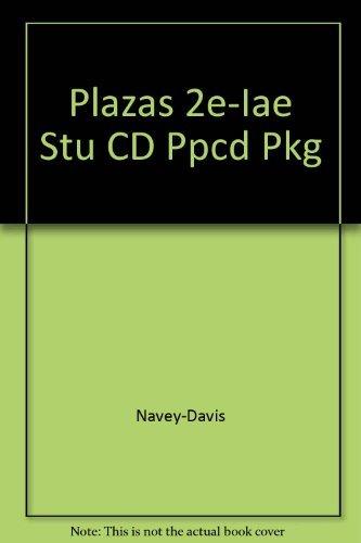 9780838408902: Plazas: Lugar De Encuentros (Instructor's Annotated Edition)