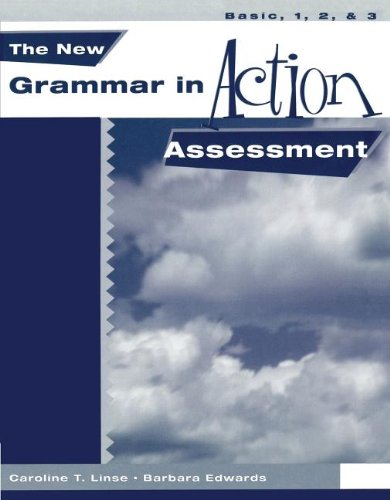 9780838411230: New Grammar in Action: Assessment Booklet Basic, 1, 2, 3