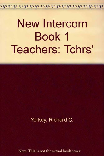 9780838412398: New Intercom Book 1 Teachers
