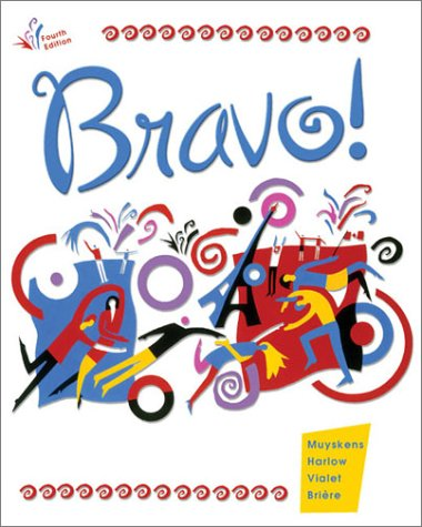 9780838413210: Bravo! Student Text