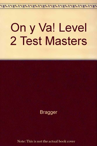 9780838417324: On y Va! Level 2 Test Masters