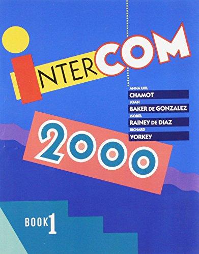 9780838418000: Intercom 2000: Book 1 Student Text