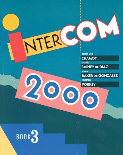 9780838418130: Intercom 2000: Book 3 Student Text
