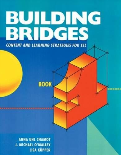 9780838418444: Building Bridges: Content and Learning Strategies for ESL, Book 1