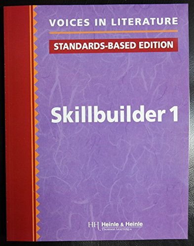 9780838418833: Voices in Literature, Skillbuilder 1