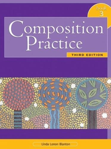 9780838419991: Composition Practice Book 3: A Text for English Language Learners, 3rd Edition