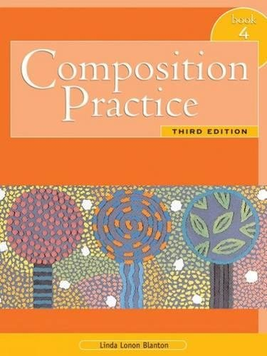 9780838420003: Composition Practice, Book 4: A Text for English Language Learners, Third Edition