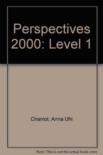 9780838420041: Perspectives 2000: Intermediate English, Level 1