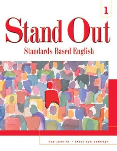 9780838422144: Stand Out L1 - Student Text: Standards-Based English