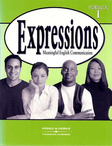 9780838422410: Expressions 1: Workbook