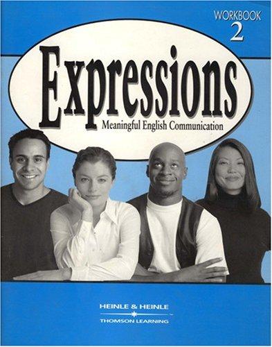 Expressions 2: Workbook: Nunan, David