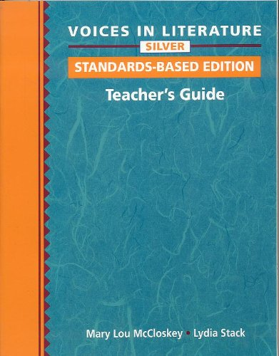 9780838422946: Voices in Literature, Silver: Teacher's Guide: A Standards-Based ESL Program