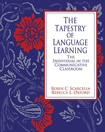 9780838423592: The Tapestry of Language Learning: The Individual in the Communicative Classroom (Methodology S)