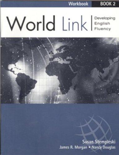 9780838425619: Workbook for World Link Book 2