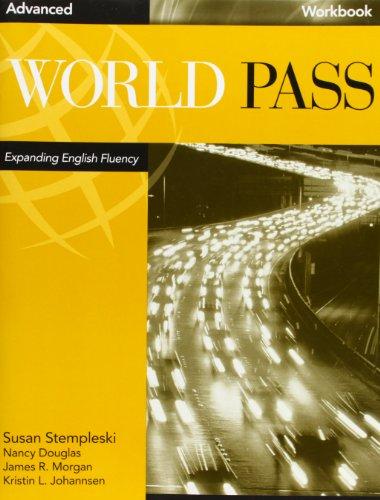 9780838425701: World Pass Advanced: Workbook (Bk. 5)