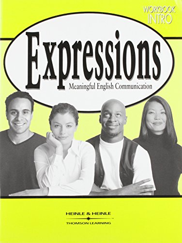 9780838426012: Expressions Intro: Meaningful English Communication: Workbook: Meaningful English Communication: Workbook